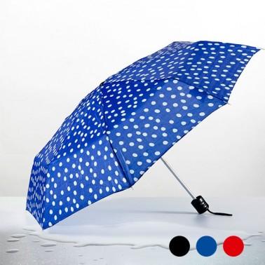 Parapluie pliable à pois