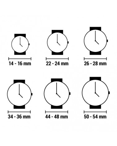 Montre Femme Time Force TF2628L-02-1 (33 mm)