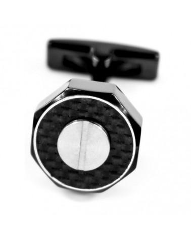 Boutons de manchette Guess GC CMC10805 (1,5 cm)