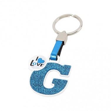 Porte-clés Lettre G