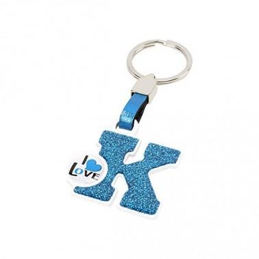 Porte-clés Lettre K