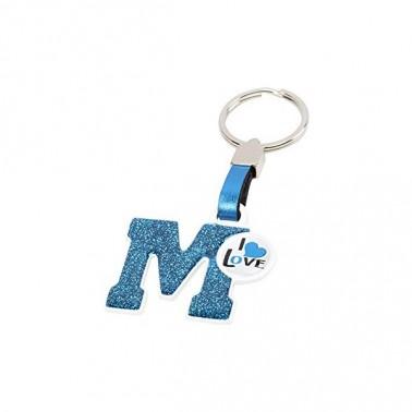 Porte-clés Lettre M