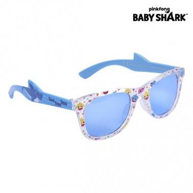 Lunettes de soleil enfant Baby Shark Bleu