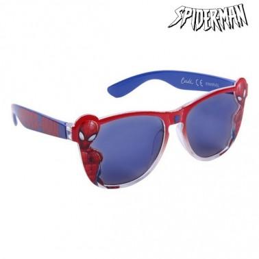 Lunettes de soleil enfant Spiderman Rouge