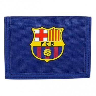 Portefeuille F.C. Barcelona 19/20 Bleu