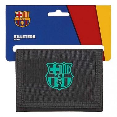Portefeuille F.C. Barcelona 20/21 Noir