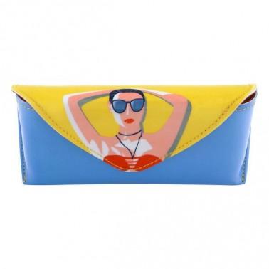 Etui à lunettes Santoro Life's a Beach