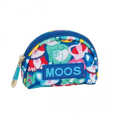 Porte-monnaie Moos Corgi