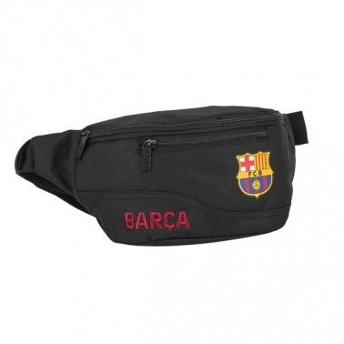 Sac banane F.C. Barcelona Noir